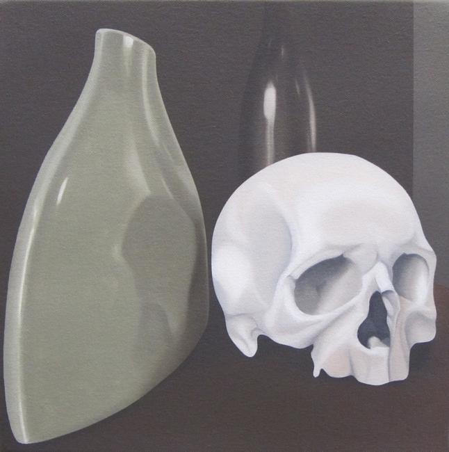 Still-Life-with-Skull