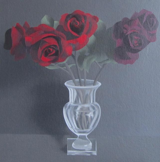 Vase-&-Roses